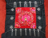 Textiles -  Hmong Baby Carrier/ Hmong / Miao fabric / Hmong embroidery panels - 1043