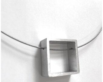 Pega Silver Modern Pendant