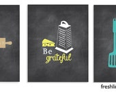 Kitchen Signs, Kitchen Wall Decor, Be Grateful, Don't Flip Out, Roll with It, Kitchen Quotes, Funny Kitchen Art
