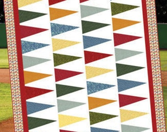 Crazy Old Ladies Pep Rally Quilting Sewing Fabric Pattern