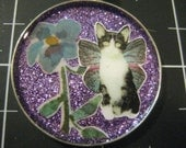 Flutterkittens in the Garden: Glitterflake, 50% goes to the current selected animal charity