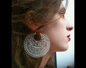 Frida's very Large filigree hoops, LAST OPPORTUNITY SALE