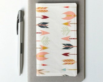 Arrow Check Book Cover, Cute Checkbook Holder