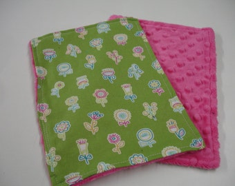 Flower Pop Daisies Baby Quick Wipe Set READY TO SHIP