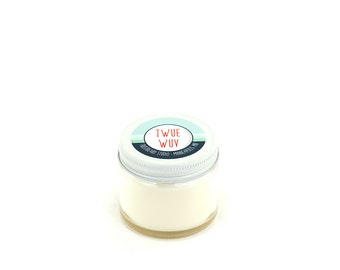 Wedding Favors - Mini Soy Candles - Twue Wuv Scent - Book Lovers' - Bulk Pack of 24 - 2oz jars