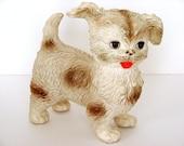 Vintage Puppy Dog Edward Mobley Lifesize Squeaky Toy
