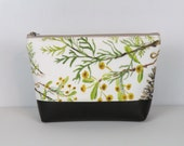 Cosmetic Bag / Personal Organizer / Cosmetic Pouch / Summer Travel Bag
