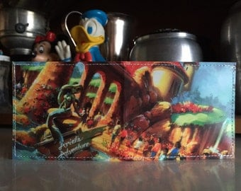 Ariel's Adventure Magic Kingdom Wallet