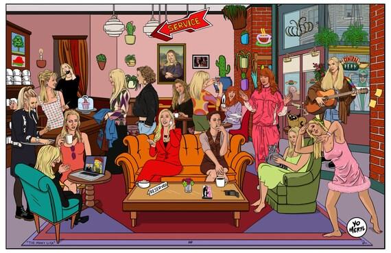The Many Lisa