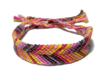 Handwoven Friendship Bracelet