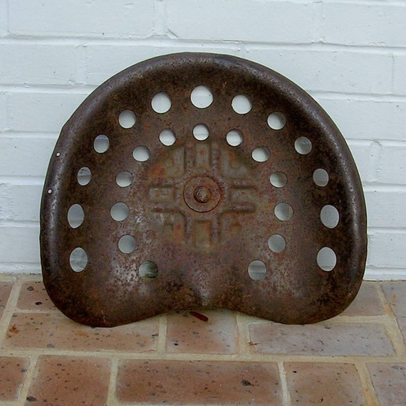 Antique vintage tracteur si ge ferme machine si ge horse drawn - Siege tracteur ancien ...