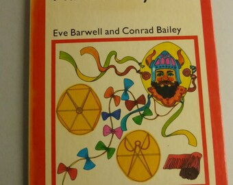 Vintage Book How to Make and Fly Kites by Eve Barwell and Conrad Bailey