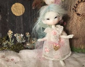 For Fidelia Fidelina Fuuga Isilmë CCC Firefly Faerie Magic in the Rose Garden Dress Crystals Locket Wristlet Hairband