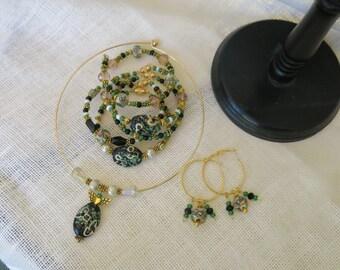 Boho 7 Piece Jewelry Set