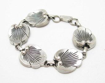 Art Nouveau Bracelet Retro Vintage Jewelry B6590