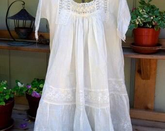Victorian Baby Christening Gown Dress