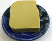 Eucalyptus Cedarwood Sea Salt Soap - Vegan Handmade Soap