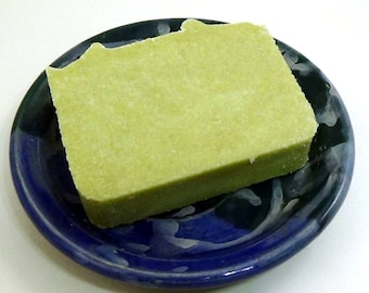 Lemon Lime Sea Salt Soap - Vegan Handmade Soap