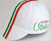 Cycle Italia Custom Cycling Cap