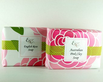 English Rose Gift Set, Gift for Her