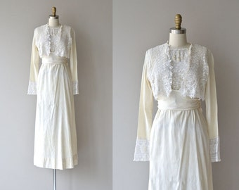 Rivington House dress | 1910s lace wedding dress • Edwardian wedding dress