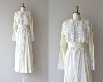 Rivington House dress | 1910s lace wedding dress • Edwardian wedding dress