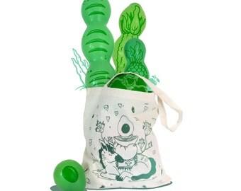 Guaca-Tote (Green)