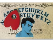 Handmade Morrissey Ouija Board