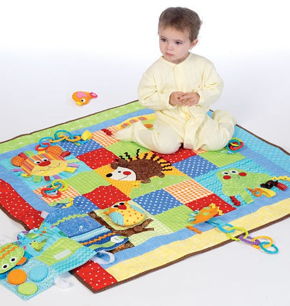 Baby Accessories Pattern Make Floor Or Play Mat High Chair