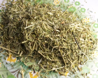 Organic Passion flower leaf by the ounce - dried bulk herb - for teas tinctures bath products oz lb coyoterainbow Passiflora incarnata