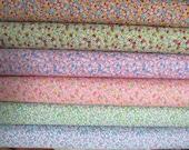 1930's Minis Half Yard Fabric Bundle - Penny Rose - Erin Turner