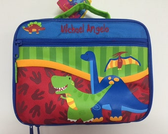 Personalized Stephen Joseph Dinosaur Lunchbox