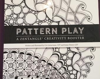 Pattern Play A Zentangle Creativity Booster