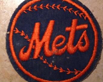 New York Mets Applique