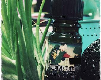 Springtime Playfulness 2011 (Mature): Black Phoenix Alchemy Lab Perfume Oil 5ml