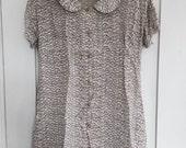 Vintage Esprit Floral Dress sz Small