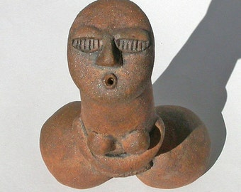 Phallic Fertility Figure