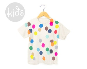 Colorful Confetti T-shirt