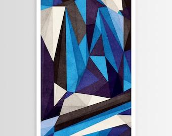 Anai Greog's Blue Something POSTER