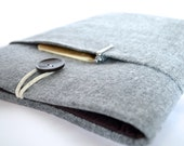 Microsoft Surface Case, Surface Pro 3, Surface RT, MS Surface Sleeve - Herringbone in Flannel