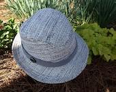 Fadora in Spring Tweed