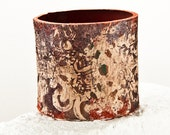 Cyber Monday SALE - Leather Cuff Jewelry - Holiday Gift Guide Presents - Christmas Stocking Stuffers for Her