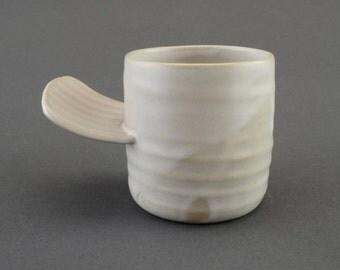 Paddle Handle Mug