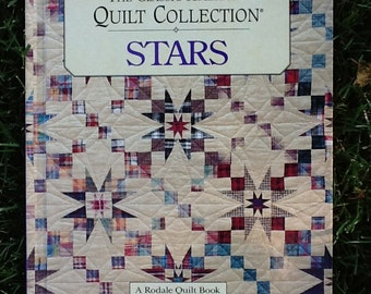 The Classic American Quilt Collection - STARS Quilt book