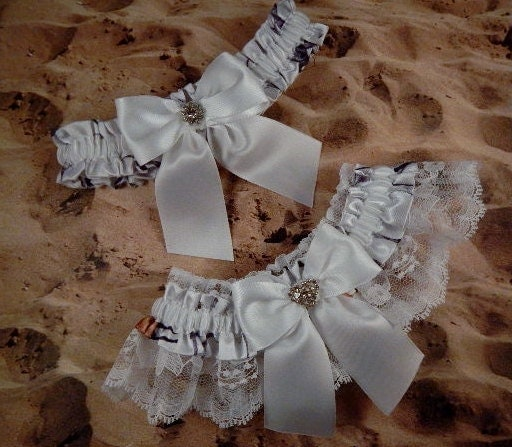 Snow camo camouflage white ribbon lace heart rhinestone bridal for Camo ribbon for wedding dress