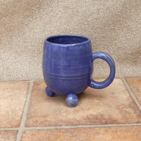 Coffee mug tea cup hand thrown stoneware