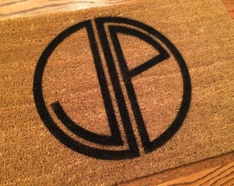 Custom Logo Doormat