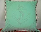Aweigh Pillow Pattern, PDF version