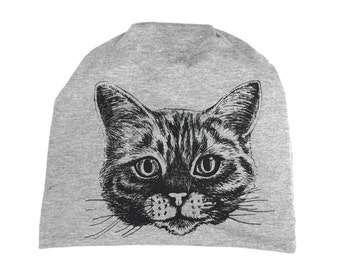 Intant Disguise Beanie. Cat.