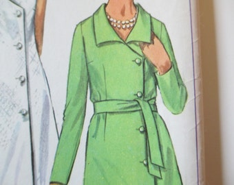 60s Dress Pattern, Size 16